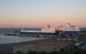Gateway, Rosslare Europort
